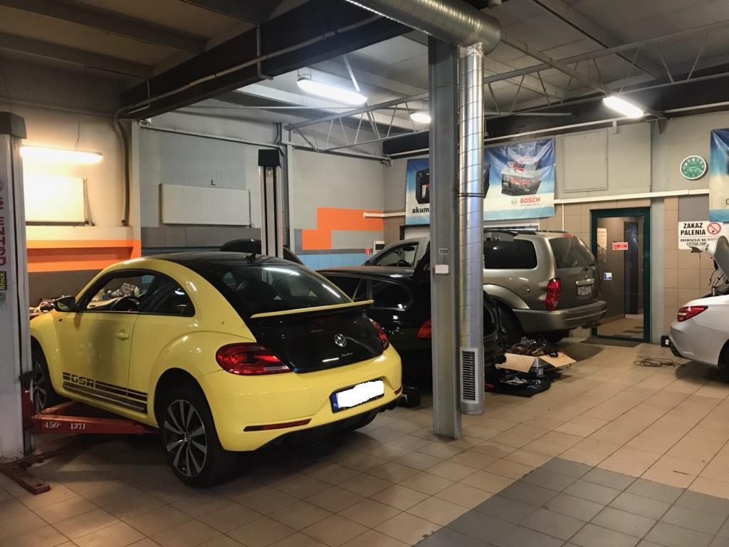 serwis VW
