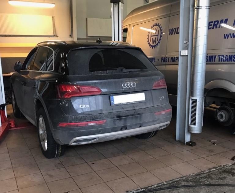 Serwis Audi Bydgoszcz