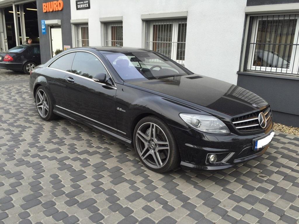 Nieautoryzowany serwis Mercedes