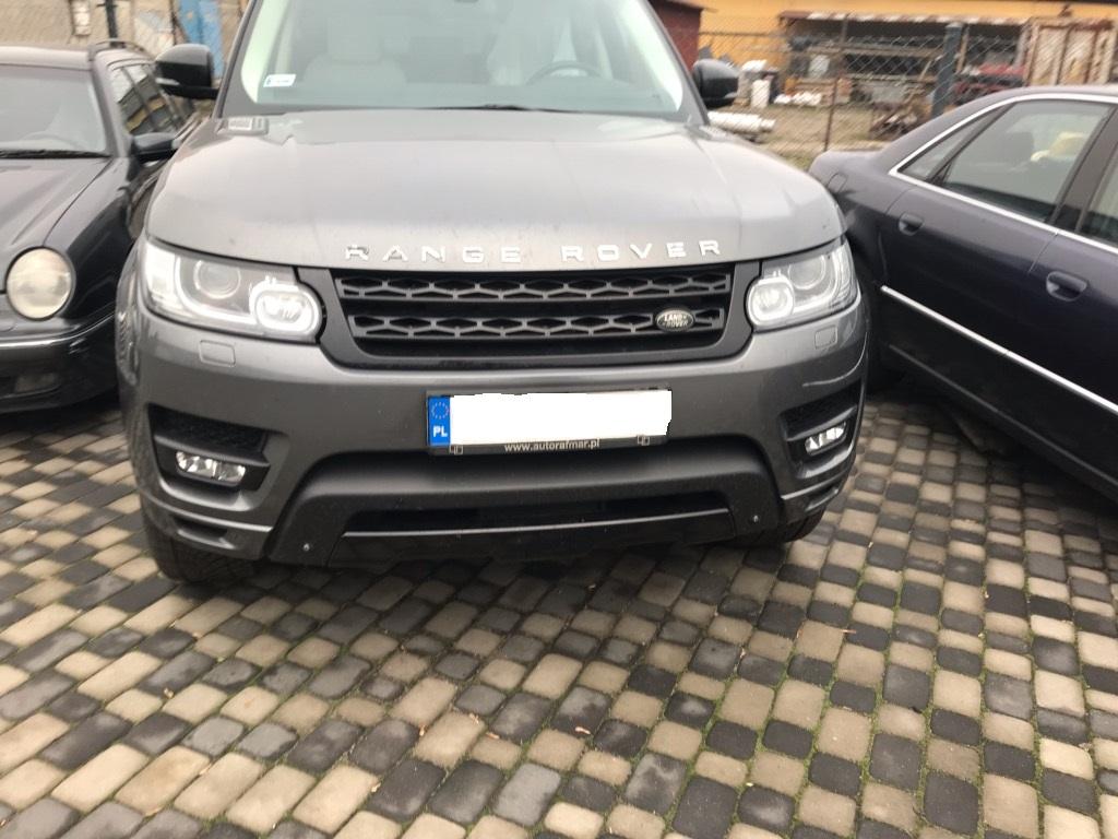 serwis Range Rover