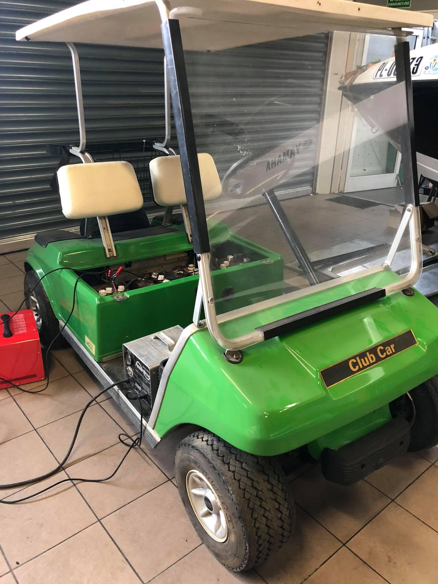 serwis pojazdów elektrycznych